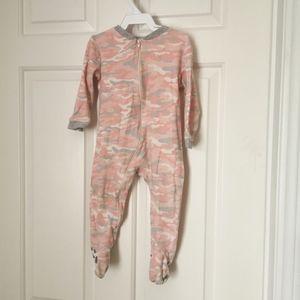 3/$15 Monkey bars Camouflage sleeper girls 12 m